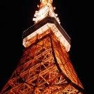 Tokyo tower night view