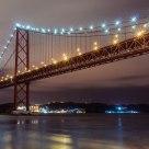 Bridge over the Tagus