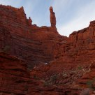 A Red Canyon