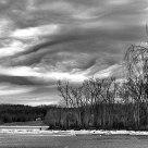 March Clouds II