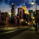 Minneapolis Streetscape