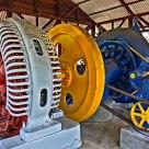 Vintage Westinghouse hydrogenerator (HDR)