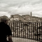 Matera: a evocative and melancholy city...