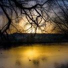 Tramonto soffuso / Soft sunset