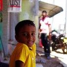 A Tamil kid