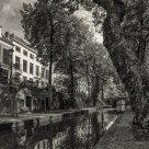 Dutch canal in Utrecht