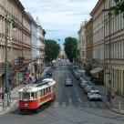 A Streetcar in Prague