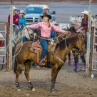 Women's Roping - County Fair Rodeo