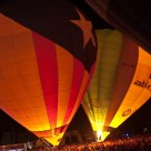 balloons at night Ballon 2015 VIII