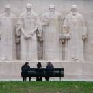 Reformation Wall @ Parc des Bastions