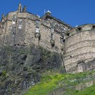 Edinbourgh's castle