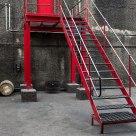 In the Deanston distillery