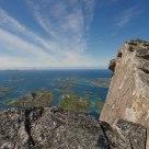 View from Rødøyøva