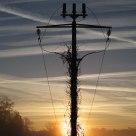 silhouette electrique