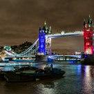 Tower Bridge Memorial Lights