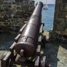 Carron Cannon At Fort Berkeley
