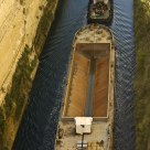 Traversing The Corinth Canal