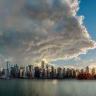Vancouver Cloudscape
