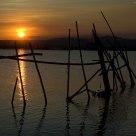 Sunset at Laguna Lake