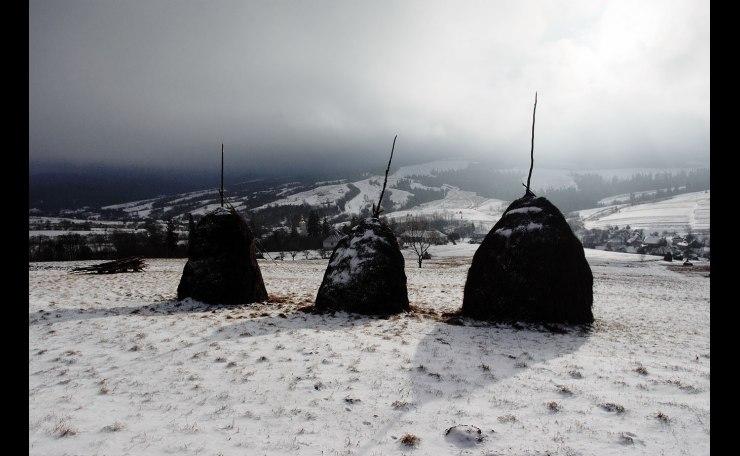 carpathians villages