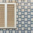 Window and Azulejos