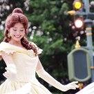 Belle @ Flight of Fantasy Parade, Hong Kong Disneyland