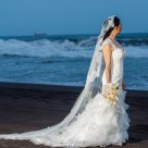Bride Photoshoot at the beach