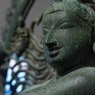 Shiva, focused on his dance II