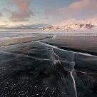 Svalbard Black Ice