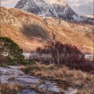 Slioch in Reflection