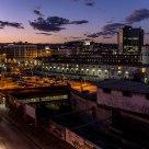 Sera su Piazza Garibaldi - Evening on Garibaldi's Square