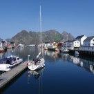 From Henningsvaer fishing village