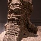 Assyrian statue