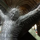 Sculpture in Chester cathedral