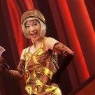 Dancer @  Mickey Wondrous Book, Hong Kong Disneyland