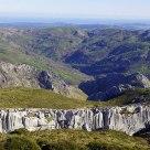 Karstic landscape