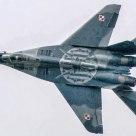 MiG-29 Fulcrum Up Close