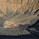 Bottom view of Crater