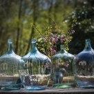 Glas bottles