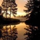 'A Seney Sunrise'