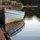 The boat at Zoo Lake