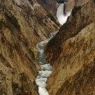 Yellowstone Fall