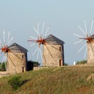 Greek Windmills