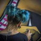 Graffity artist