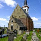 Church in Den Hoorn anno 1646