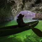 Kayaking Emerald Cave