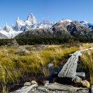 Hiking to Mount Fitz Roy