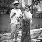 Late 19th Century Filipino Fashion Discovers Pokemon...oh wait.