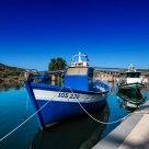 Bosa, River port
