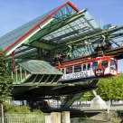 Monorail in Wuppertal/Germany